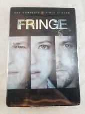 Fringe - The Complete First Season (DVD, 2009, 7-Disc Set)
