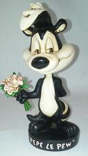 Pepe Le Pew Classic Looney Tunes Bobblehead 1993 Warner Bros