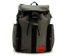 HUGO Boss Rucksack Tagesrucksack Backpack Laptoprucksack KOMBINAT Grau NEU