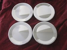 Lincoln MKZ Zephyr MKX Town Car chrome wheel center caps hubcaps NEW SET OF 4