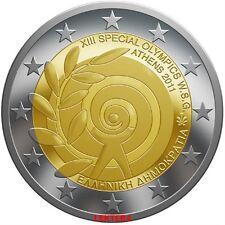 GRECIA 2 E. 2011 - CONM. SPECIAL OLYMPICS  - SIN CIRCULAR
