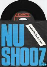 NU SHOOZ Point Of No Return 45/GER/PIC