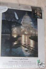 Embellished Cross Stitch 'Liberty's Light Picture'