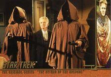 Star Trek Original TOS Season 1 Chase Character Log C43 Return Archons
