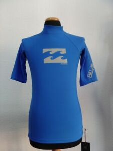 Orginal Billabong Rash Vest  Shirt - Größe : S - NEU -
