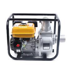 75hp 3 Water Semi Trash Pump High Pressure For Garden Irrigation Drainage Usa
