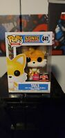 Funko Pop! Games Sonic Tails #641 Flocked Target Exclusive (Target Con 2021)