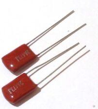2 x 0.047uf capacitor potentiometer pick up guitar pot