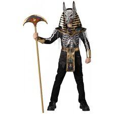 Anubis Skeleton Warrior Costume Halloween Fancy Dress