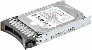 "IBM 42D0633 42D0636 42D0632 146GB 10K 6GBP/s 2.5"" SAS HARD DRIVE W/ TRAY"