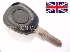 NEW 1 Button Key Case for Renault Megane Scenic Laguna Remote Fob *A81