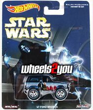 67 FORD BRONCO - Star Wars - 2016 Hot Wheels Pop Culture F Case