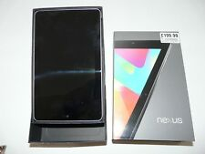 Nexus 7 (1st Generation) 32GB, Wi-Fi, 7in - Black Sold as Spares or repairs