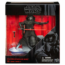 Kylo Ren (Starkiller Base) - Black Series - Kmart Exclusive (Brand New Unopened)