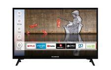 Techwood H24T52E 24 Zoll Fernseher Smart TV HD ready Triple Tuner WLAN USB CI+
