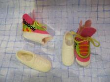 Barbie All-American Reebok Tennis Shoes/ PINK Covers AA CHRISTIE THERESA KIRA