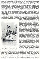 """Iltis"" mit dem Orden pour le mérite * Vignette v. Willy Stöwer 1912"