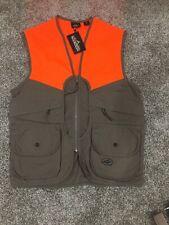 RedHead Upland Field Vest, Medium, Brown/Blaze Brand NEW w/ Free Shipping