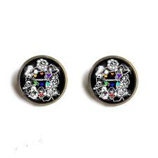 Undertale Ear Cuff Earring Art Pendant Fashion Jewelry Game Gift Charm Cosplay
