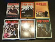 The Sopranos: DVD Lot: Seasons 1 - 6 Part 1