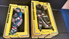 1975/76 Carlton Craft Islanders Hockey Heroes Stand-Up Bryan Trottier lot of 50