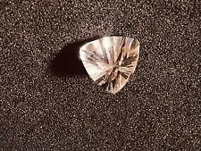 Morganite 6X6 Trillion Cut .65ct Min