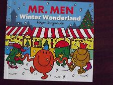Mr Men Winter Wonderland by Roger Hargreaves  Paperback