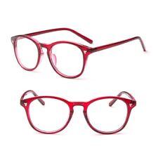 Vintage Clear Lens Eyeglasses Frame Retro Unisex Men Women Glasses Optical