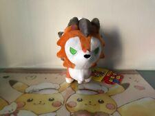 Pokemon Center 2018 lycanroc wolwerock Dusk Dolls Pokedoll Plush Toy peluche