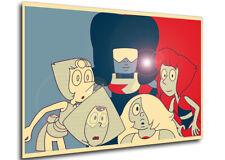 Poster Propaganda Full - MA0246 - Steven Universe - Crystal Gems variant