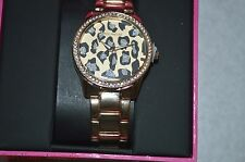 Rocawear Women's RL0110RG1-471 Stylish Bracelet Enamel Bezel Watch NIB NEW $75
