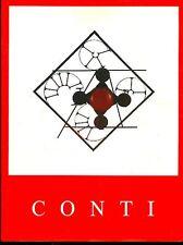 CONTI - Castellaneta Carlo, Paolo Conti. Catalogo di mostra, Varese, 1993
