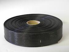 """1 3/4"""" X 300' Black Webbing - Batten  00006000 Tape / Tree Strapping"""