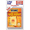 HotHands Body & Hand Super Warmers - Long Lasting Safe Natural Odorless Air - Up