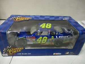 2002 Winner's Circle Jimmie Johnson Lowes Looney Tunes Sylvester and Tweety 1/18