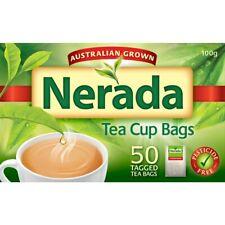 Nerada Tea Bags 50 pack 100g