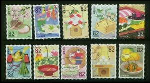 C2290 Japanese Postage Stamps 2016 Japanese Food Culture Episode 2 used