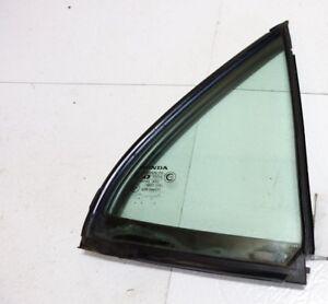 1998-2002 HONDA ACCORD 4dr REAR left  QUARTER GLASS OEM