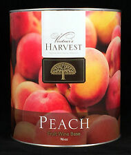 Vintner's Harvest Peach Fruit Wine Base, 96oz (2.7kg)