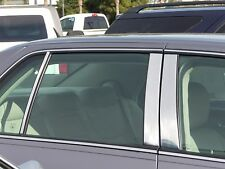 CADILLAC DEVILLE 2000-2005/DTS 2006-2010 TFP CHROME STAINLESS PILLAR POST COVER