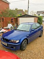 BMW 318i M Sport (E46) - Low Mileage