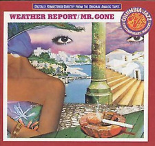 Weather Report : Mr. Gone CD NEW SEALED