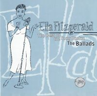 ELLA FITZGERALD - THE BEST OF THE SONG BOOKS: THE BALLADS / CD