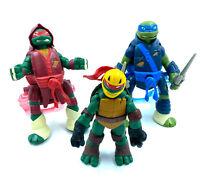 Lot de jouets / figurines Spider-Man x3 - 13 cm environ - Officiel Playmates Toy
