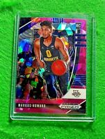 MARKUS HOWARD PRIZM PINK ICE ROOKIE CARD MARQUETTE RC NUGGETS 2020 PANINI PRIZM