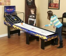 Skee-Ball Arcade Ball Game 8ft Long Skeeball Table with Automatic Ball Return