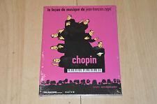 DVD la leçon de piano de Zygel / Chopin - neuf sous blister