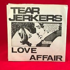 "THE TEARJERKERS Love Affair 1979 UK 7"" Vinyl single EXCELLENT CONDITIO"