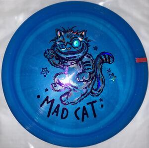 NEW Lone Star Mad Cat 172g Disc Golf Distance Fairway Driver Infinite VIP 1/1200