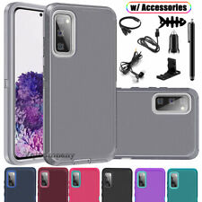 For Samsung Galaxy S20 Fe / Fan Edition 5G Case Armor Shockproof Cover Accessory
